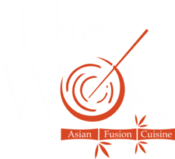 Restaurant The Wok Logo
